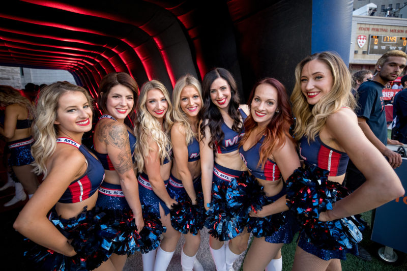 Vidéo | C'est terminé pour les Cheerleaders des Alouettes de Montréal