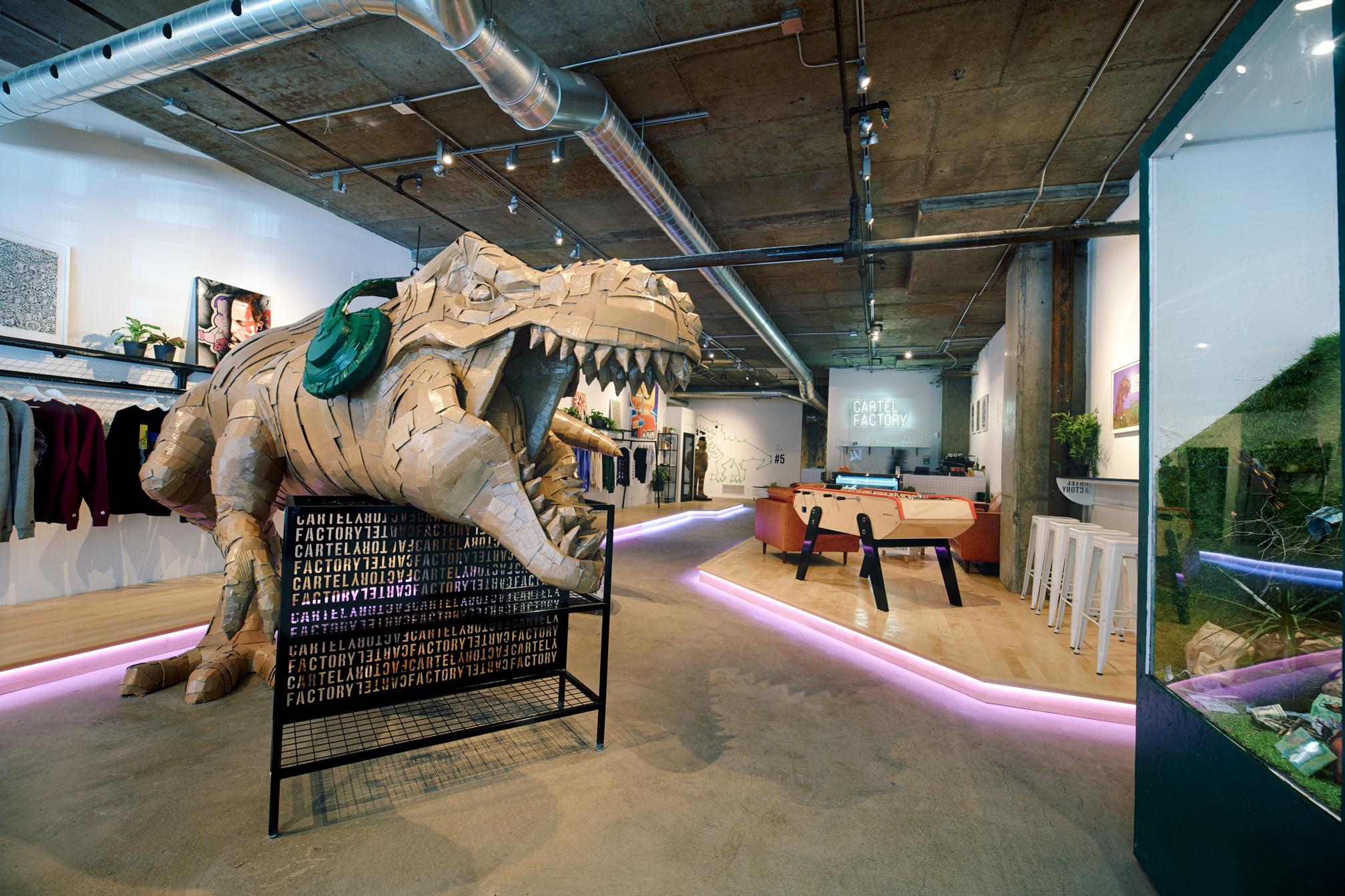 Le Cartel Factory: une boutique mode qui se démarque à Montréal