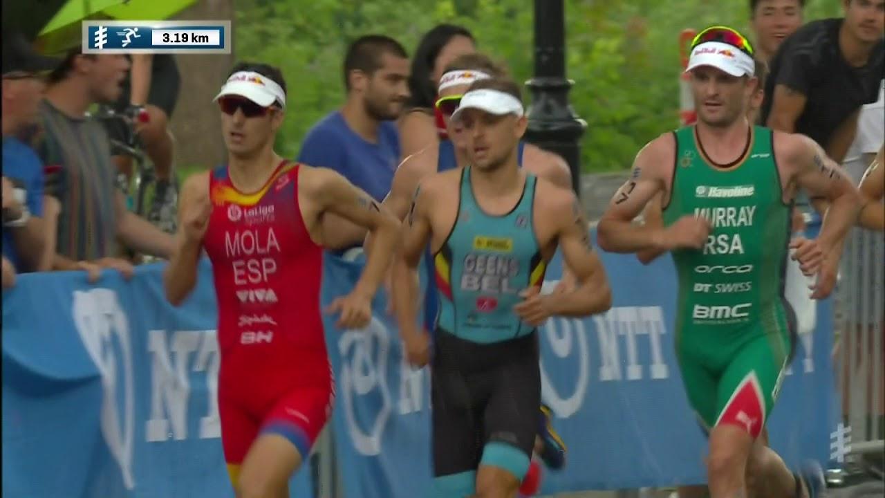 Le Triathlon de Montréal qui devait avoir lieu au mois de juin est reporté