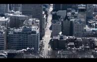 Vidéo | Coronavirus à Montréal ville déserte la population respect les consignes
