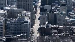 Vidéo   Coronavirus à Montréal ville déserte la population respect les consignes