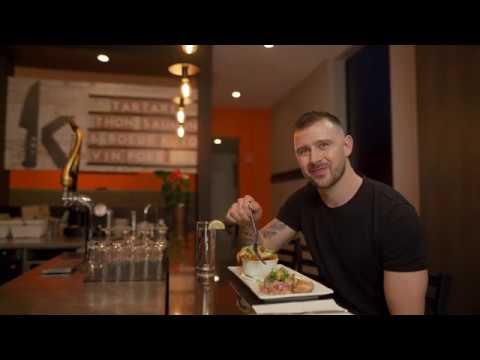 Vidéo | Le joueur du CH Tomas «Tuna» Tatar s'associe à la chaîne de restauration KÜTO