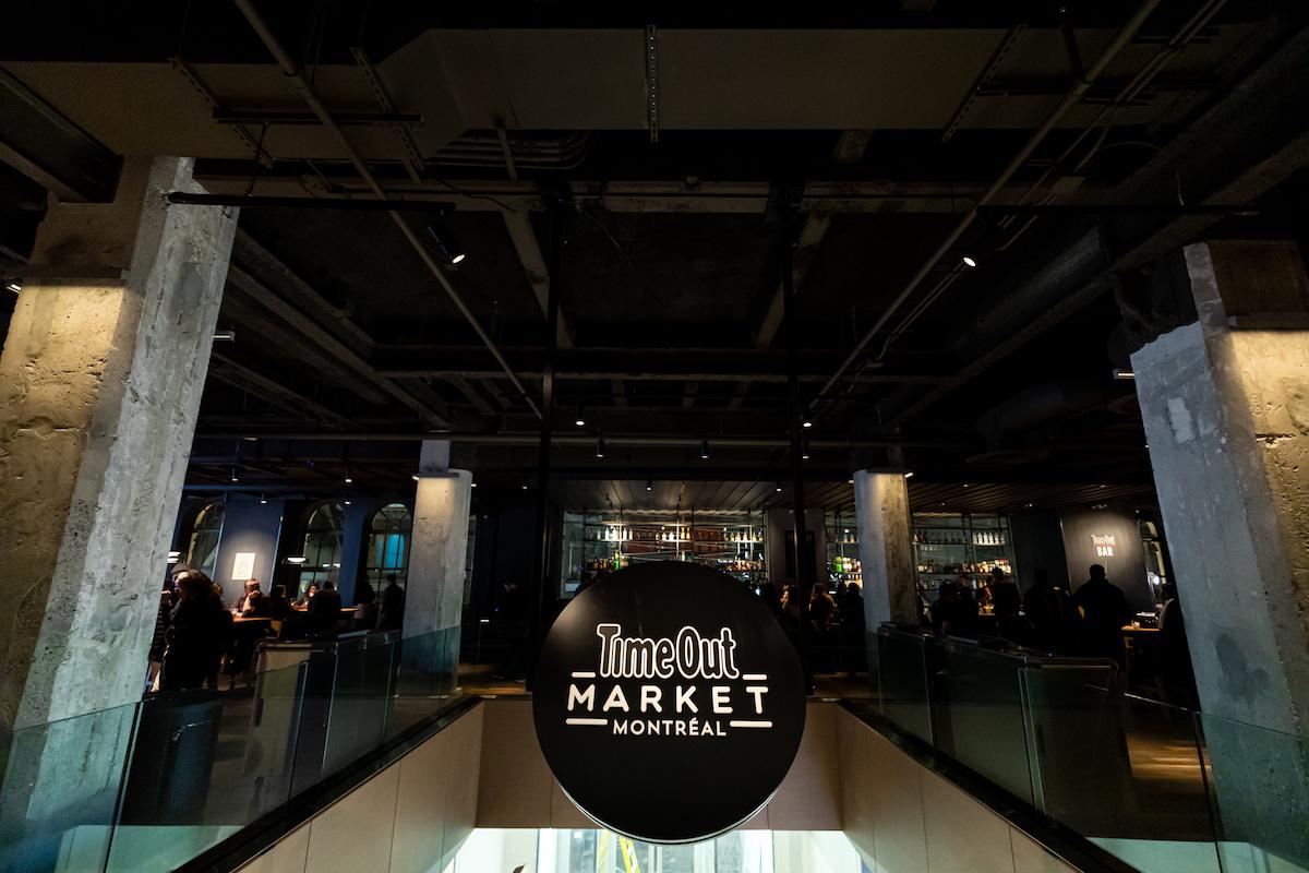 Le food hall Time Out Market va ouvrir le 8 juillet à Montréal