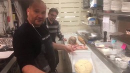 Vidéo | Souper Gourmand Italien chez-soir avec le chef Roberto Stabile du restaurant Primo e Secondo