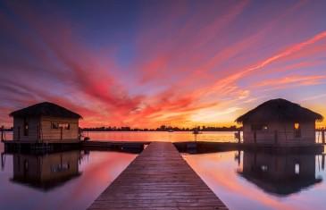 Tu peux vivre un feeling à la Bora Bora à seulement 35 minutes de Montréal