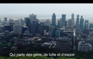 Vidéo | Un Slam sur l'amour de Montréal pour la nouvelle campagne de Centraide
