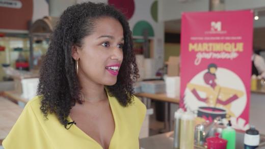 Vidéo | Festival culinaire Martinique Gourmande 2020 au Québec