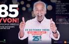 Yvon Deschamps fête ses 85 ans avec un gros spectacle virtuel