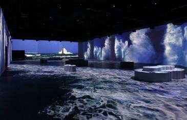 Vidéo | OASIS: la nouvelle exposition immersive au Palais des congrès de Montréal