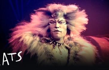 La comédie musicale CATS sera présentée du 8 au 13 mars 2022 à Montréal