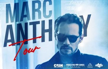 Marc Anthony en spectacle au Centre Bell au mois de décembre