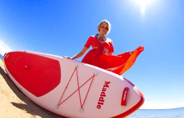 Maddle: des nouvelles planches gonflables québécoises pour le SUP
