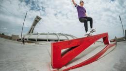 L'impressionnant planchodrome du Parc olympique est maintenant ouvert