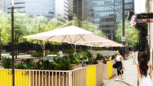 Le W Montréal ouvre la Terrasse W pour faire le tour du monde en cocktail