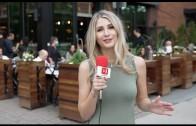 Vidéo | Les terrasses de la rue Fleury Ouest dans le quartier Ahuntsic