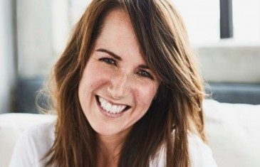 Geneviève O'Gleman lance le livre Fast food santé   Photos
