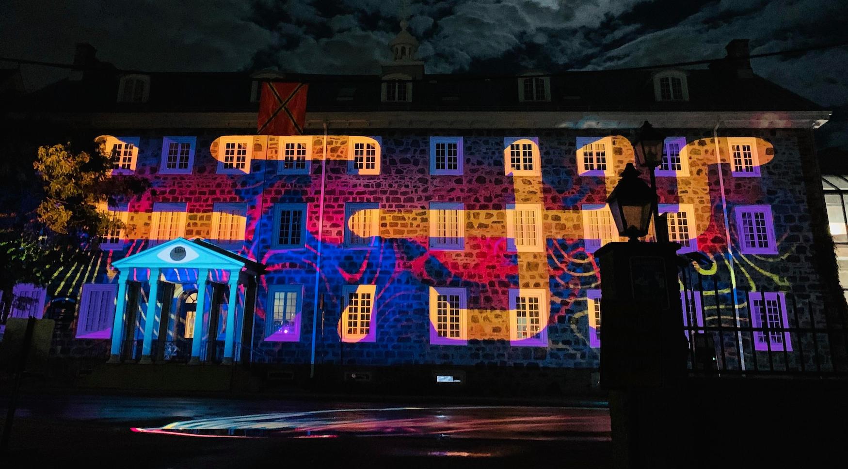 Lumifest: le festival de musique et de lumières à Longueuil