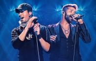 Enrique Iglesias et Ricky Martin en spectacle au Centre Bell samedi