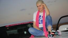 Geneviève Borne porte-parole de la prestigieuse compétition internationale Trophée Rose des Sables