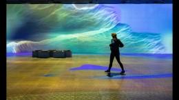 Vidéo   Exposition immersive RECHARGER au Palais des congrès de Montréal